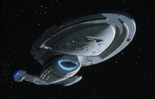 USS Voyager 2