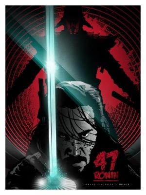47 Ronin Poster C6