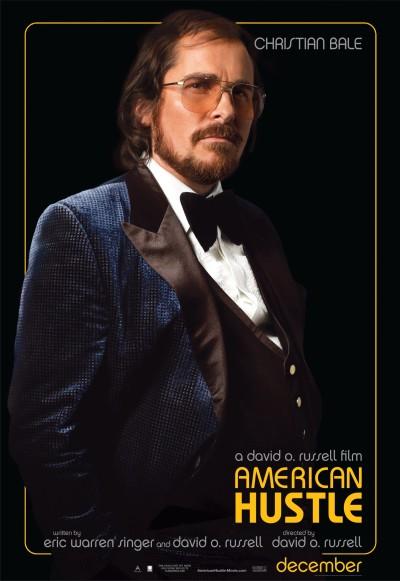 American Hustle Poster 2