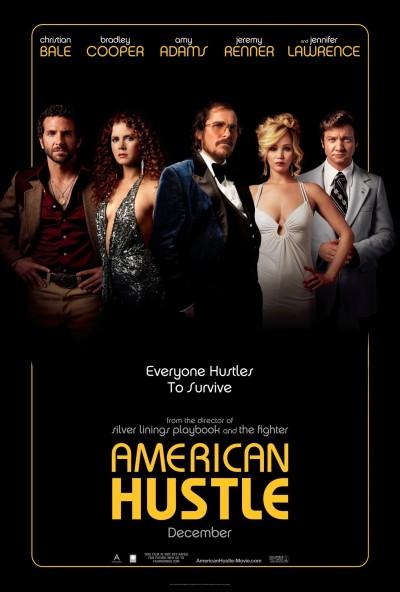 American Hustle Poster 6