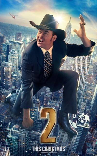 Anchorman 2 Legend Continues Poster 3