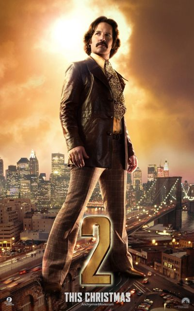 Anchorman 2 Legend Continues Poster 4