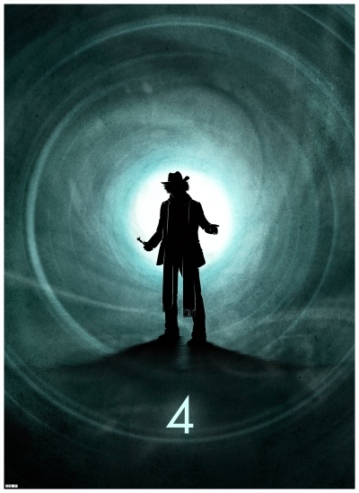 Doctor Who Poster 4