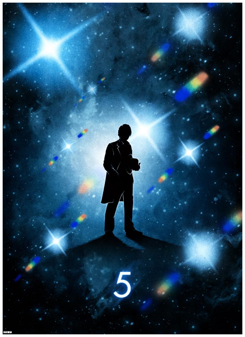 doctor who poster 5reggie 39 s take com