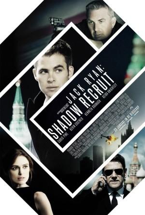 Jack Ryan Shadow Recruit Poster 2