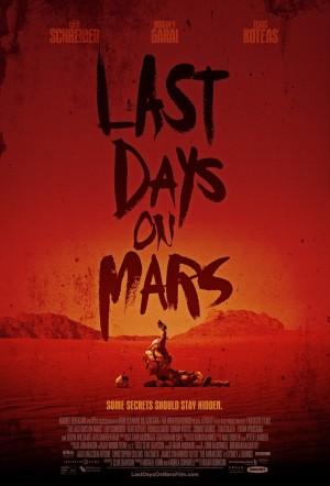 Last Days on Mars Poster 4
