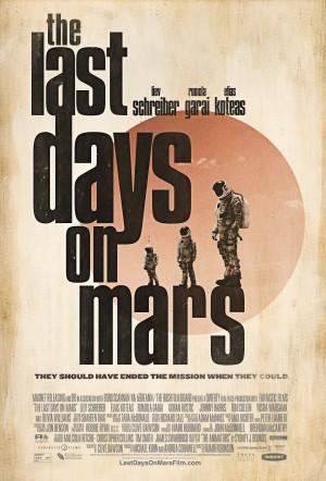 Last Days on Mars Poster 5