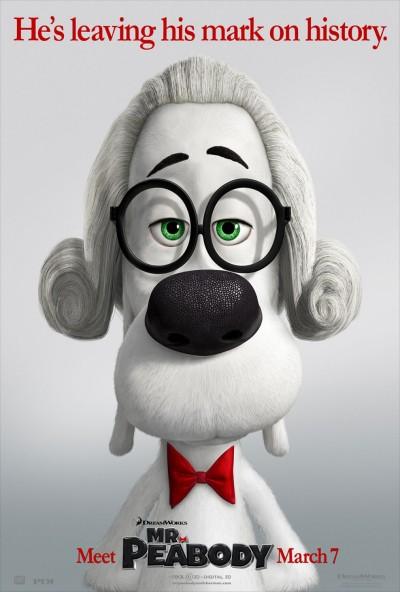 Mr. Peabody & Sherman Poster 2