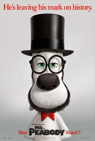 Mr. Peabody & Sherman Poster 3