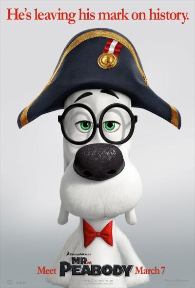 Mr. Peabody & Sherman Poster 4