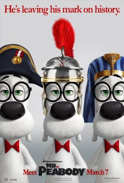 Mr. Peabody & Sherman Poster 7