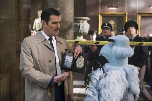 Muppets Most Wanted d