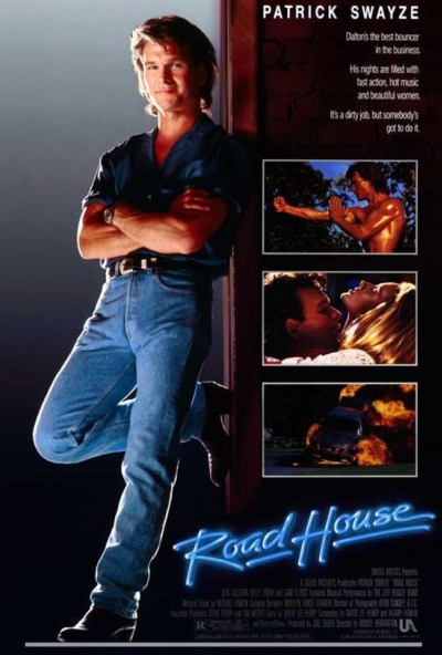 Road House Movie Poster