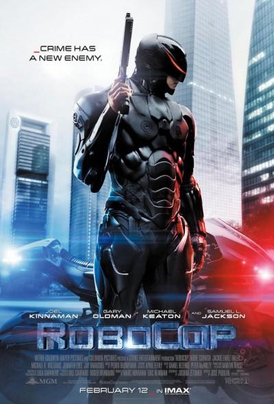 RoboCop Poster 2
