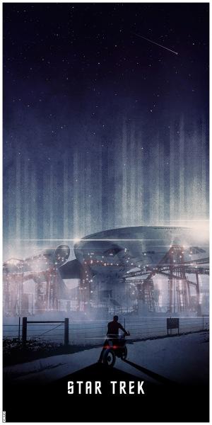 Star Trek by Matt Ferguson