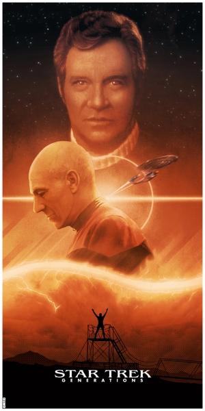 Star Trek Generations by Matt Ferguson