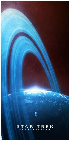 Star Trek Insurrection by Matt Ferguson