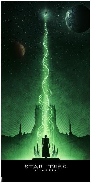 Star Trek Nemesis by Matt Ferguson