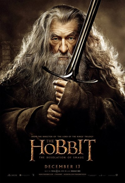 The Hobbit The Desolation of Smaug Poster 10