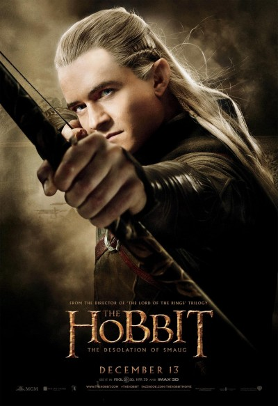 The Hobbit The Desolation of Smaug Poster 11