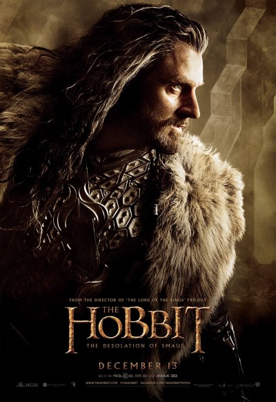 The Hobbit The Desolation of Smaug Poster 12
