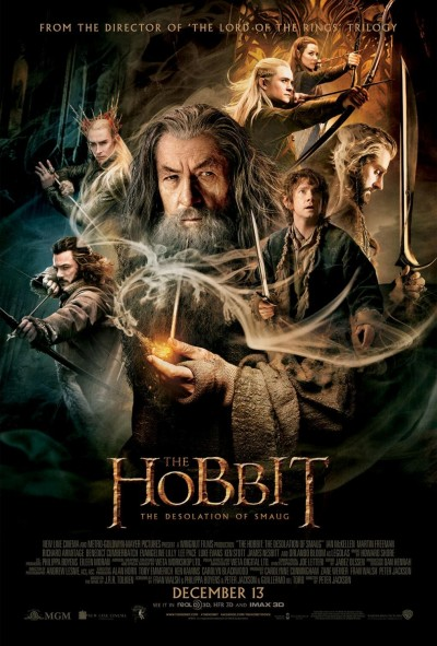 The Hobbit The Desolation of Smaug Poster 15