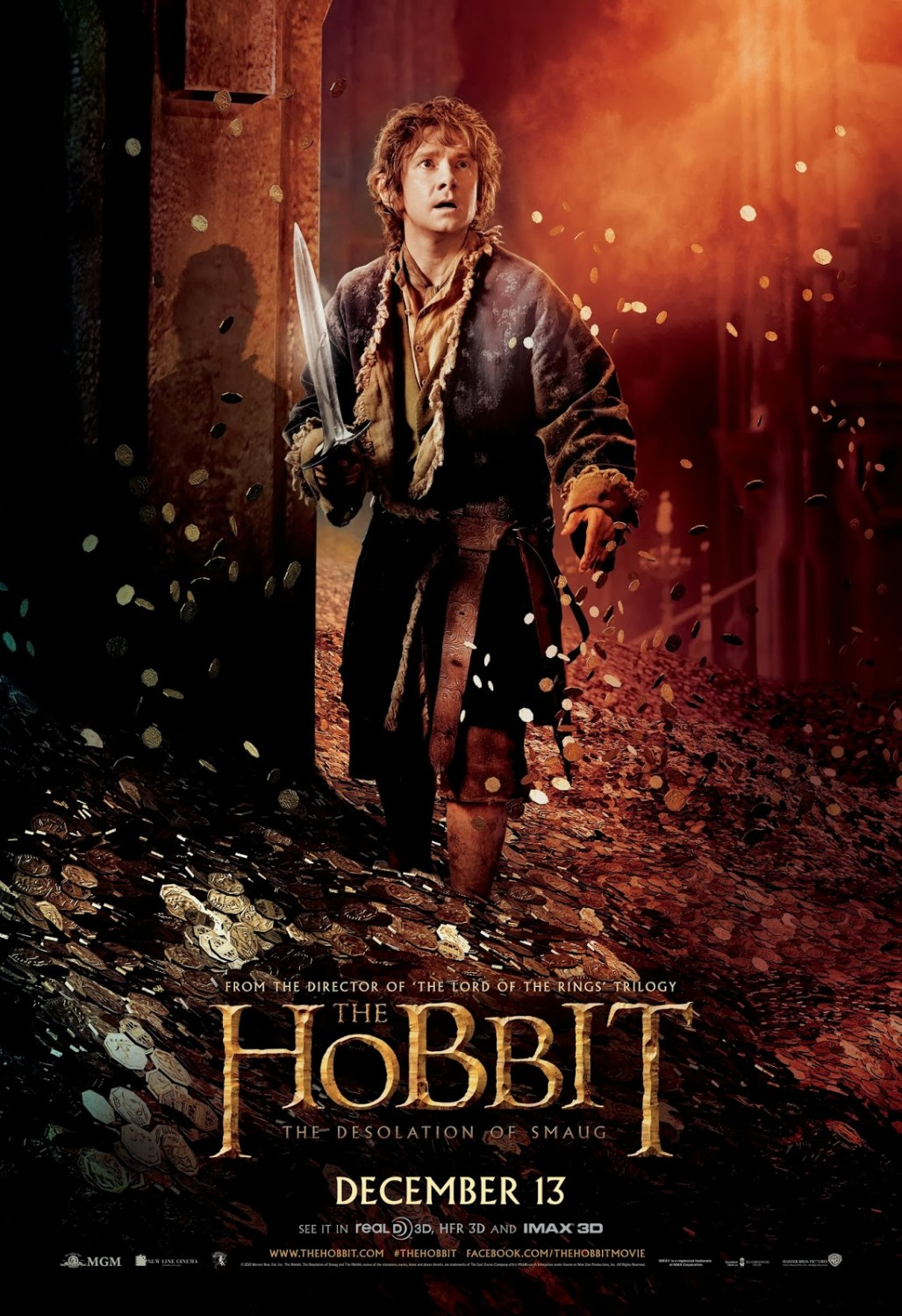 the hobbit the desolation of smaug poster 16reggies takecom