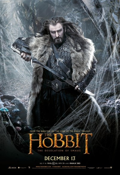 The Hobbit The Desolation of Smaug Poster 18