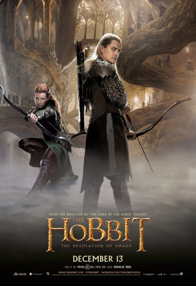 The Hobbit The Desolation of Smaug Poster 20