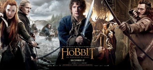 The Hobbit The Desolation of Smaug Poster 22
