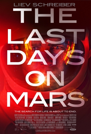 The Last Days on Mars Poster 3
