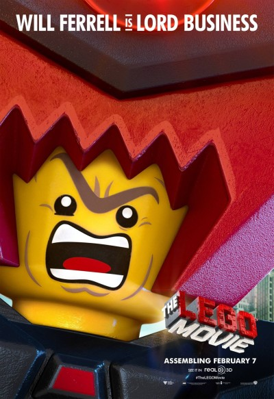 The Lego Movie Poster 5