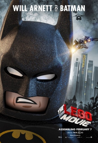 The Lego Movie Poster 6