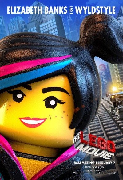 The Lego Movie Poster 7