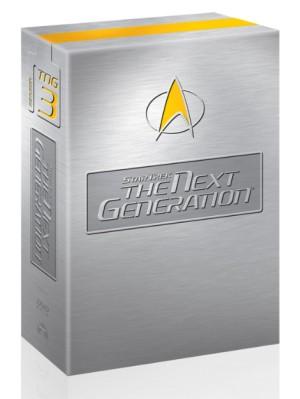 TNG Season 3 DVD Orginal Cover