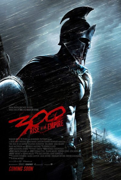 300 Rise of an Empire Poster 1