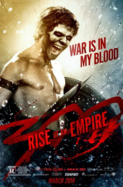 300 Rise of an Empire Poster 10