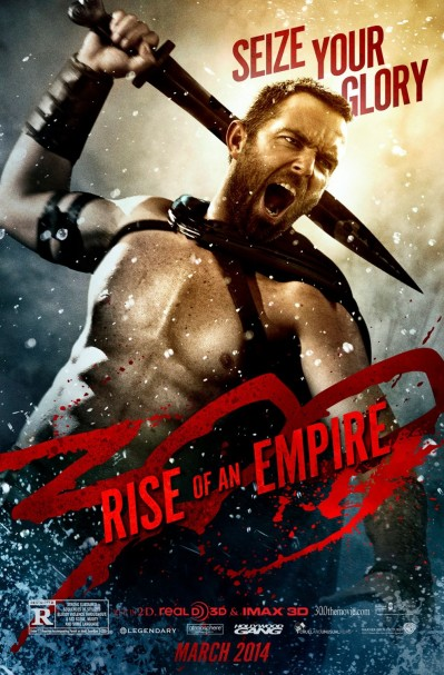 300 Rise of an Empire Poster 11