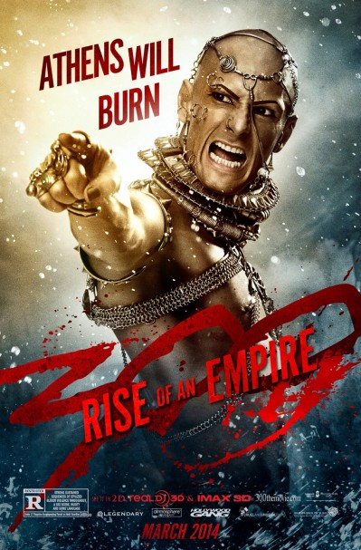 300 Rise of an Empire Poster 12