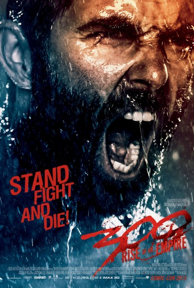 300 Rise of an Empire Poster 8