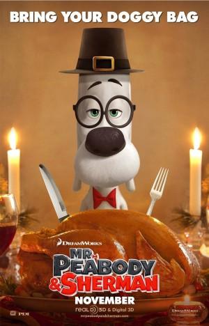 Mr. Peabody & Sherman Poster 8