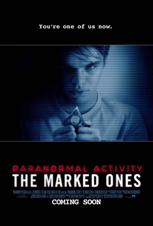 Paranormal Activity The Marked Ones Poster 2