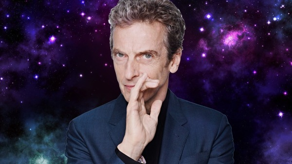 Peter Capaldi 12th Doctor