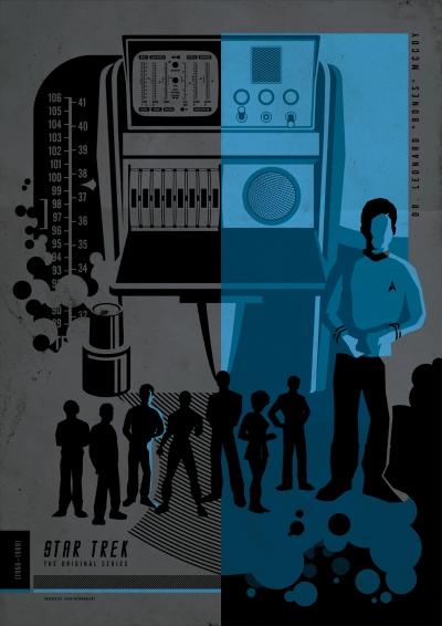 Star Trek TOS Poster Art 6