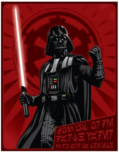 Star Wars Empire Recruitment Poster 12