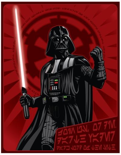 Star Wars Empire Recruitment Poster 12