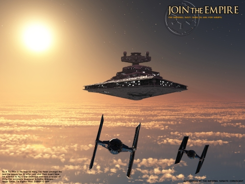 Star Wars Empire Recruitment Poster 13