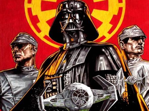 Star Wars Empire Recruitment Poster 17