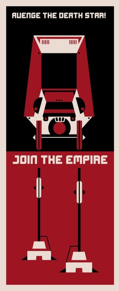 Star Wars Empire Recruitment Poster 4