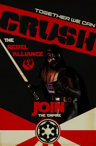 Star Wars Empire Recruitment Poster 9